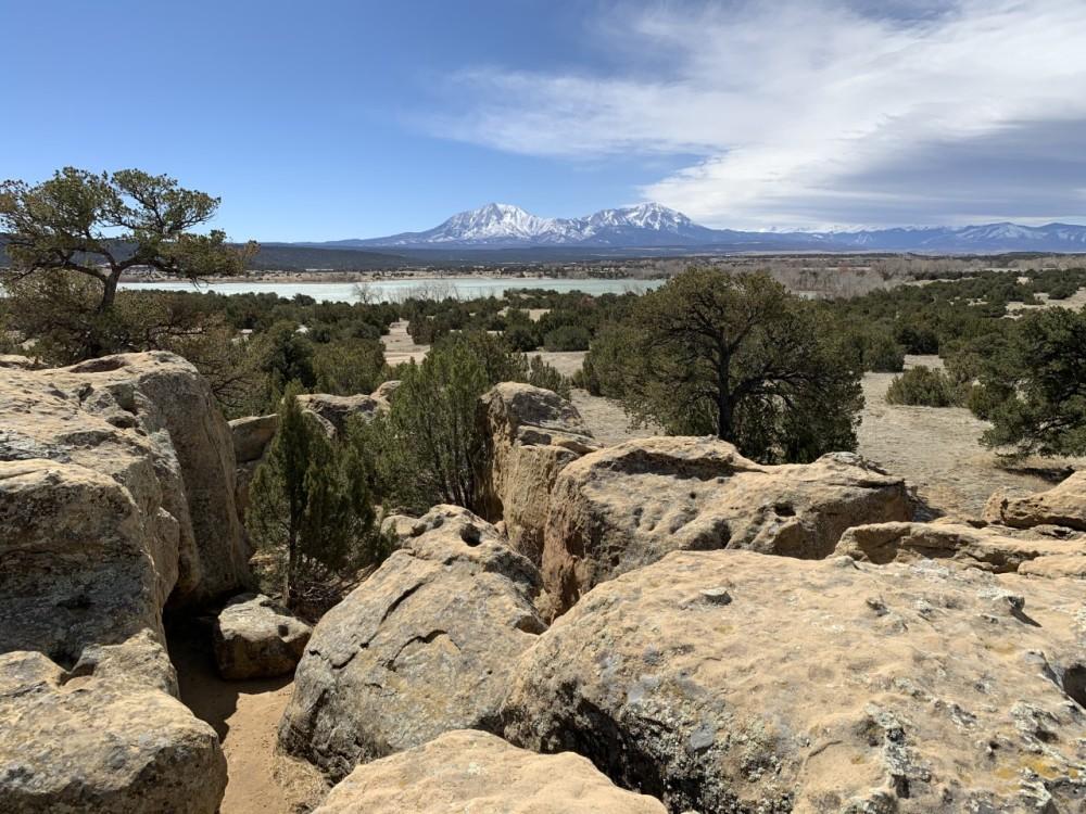 Hiking Lathrop